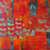"""Tikiya Oil, 36x48"""", 2009"""