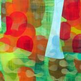 """Jhanga Oil, 48x24"""", 2009"""
