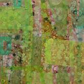 """Kapre Oil, 20x20"""", 2008"""