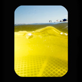 Galveston: Yellow Sieve 2012 INKJET ON PAPER 40x32 inches