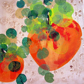 """Ooyu Oil, 20x20"""", 2007"""