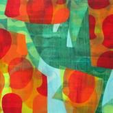 """Saivala Oil, 48x24"""", 2009"""