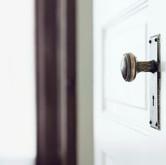Suspension (Bedroom Door)