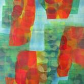 "Silakhanda Oil, 36x48"", 2009"