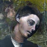 Golden Haze, Broken Neck oil on canvas 2008
