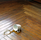 Suspension (Spilled Cup)