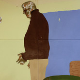 Title: Thin Walls: Not the Same Medium: Acrylic, wood panel Size: 4' x 8'