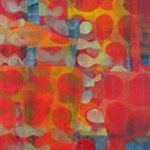 """Sarani Oil, 30x40"""", 2009"""