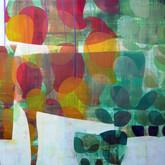 """Subaha Oil, 36x36"""", 2009"""