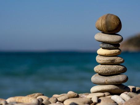 Seja feliz! Equilibre a sua vida e cuide de você!
