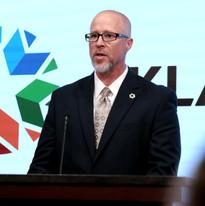 Oklahoma City Capitol Press Conference