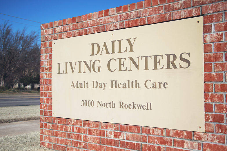 Daily Living Center Rockwell Center