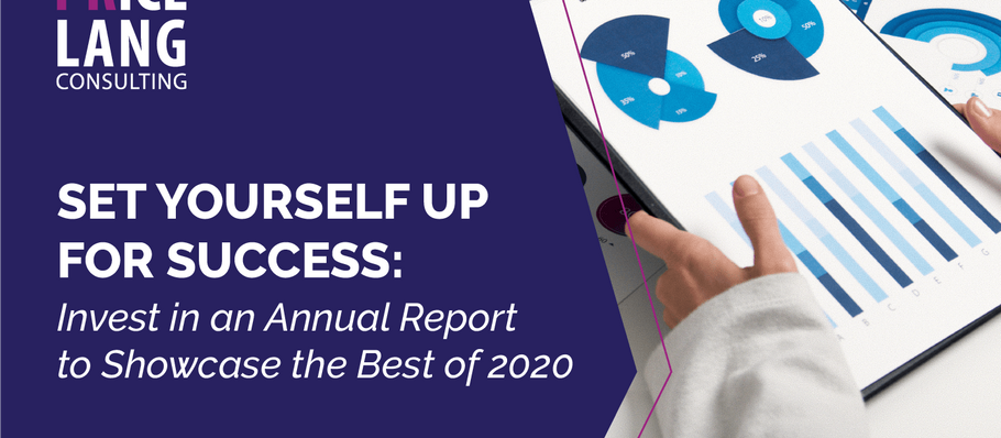 Set yourself up for success: invest in an annual report to showcase the best of 2020
