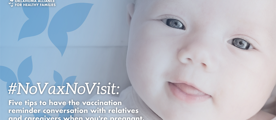 #NoVaxNoVisit: Five tips to have the vaccination reminder conversation for relatives and caregivers
