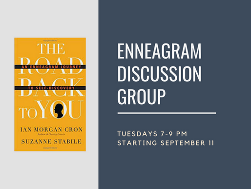 Enneagram Discussion Group