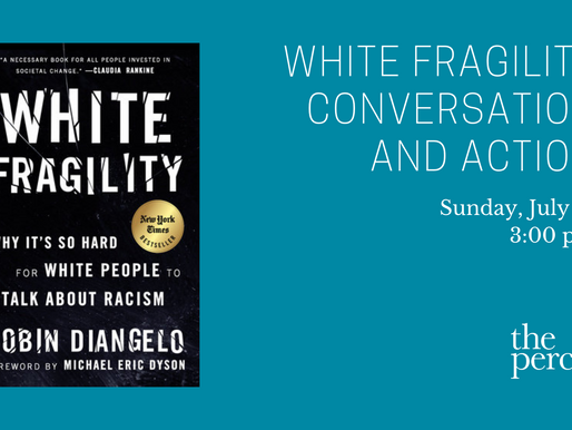 White Fragility Conversation and Action