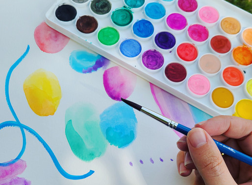 3 Ways to Use Art in Your Soul Care