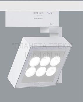 трековые светильники Erco, светильник для музеев