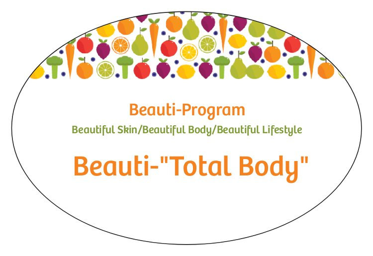 "Beauti ""Total Body""Program (7 Day Program)"
