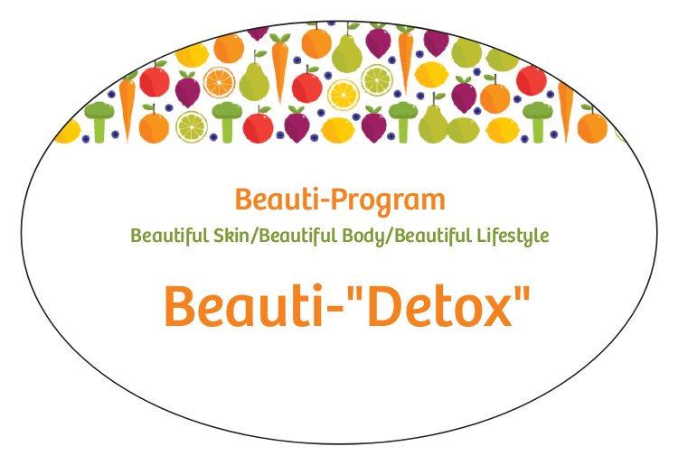 Beauti-Detox Program (5 Day Program)