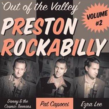 PRESS-TONE ROCKABILLY VOL 2 CD