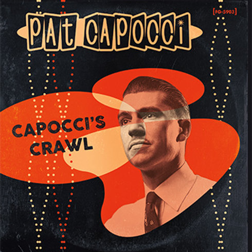 CAPOCCI'S CRAWL - Signed limited edition 7""