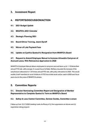2MHAPCI Board Meeting Agenda - 2_11_21_P