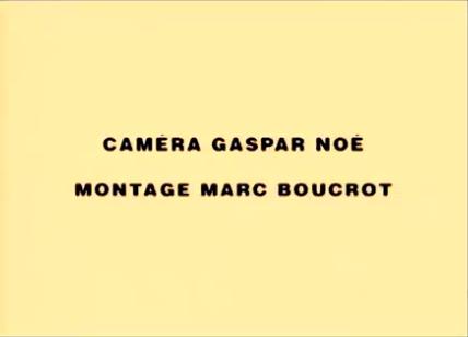 Gaspar Noé & Marc Boucrot for agnes b. (1999)
