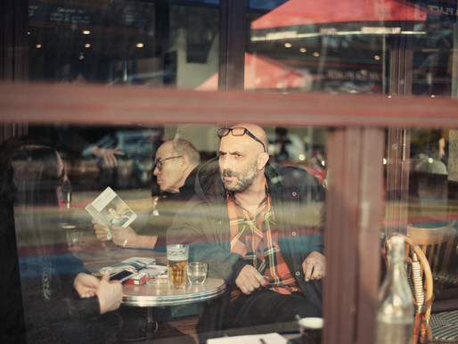 Interview/Portrait of Gaspar Noé by Coralie Trinh Thi