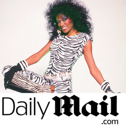 Bonnie Pointer in the Daily Mail