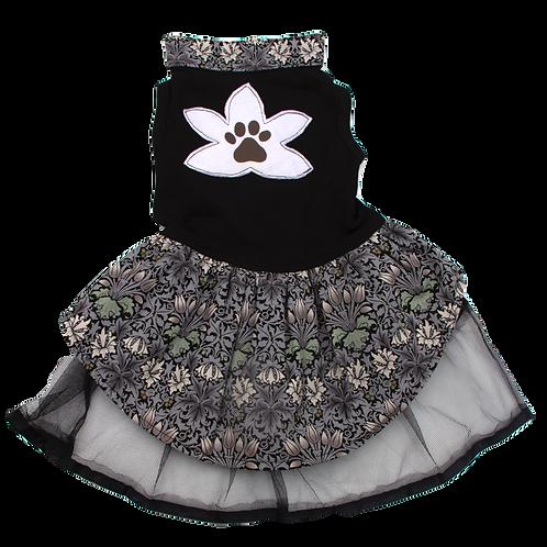 Grey Garden Tee Dress