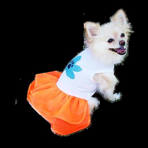 Raver Dress Neon
