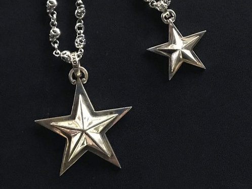 Small Nautical Kruise Star Pendant