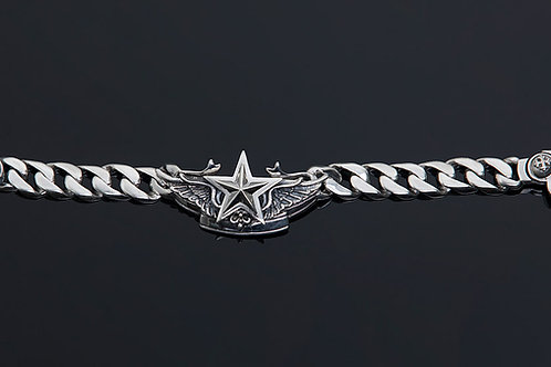The Wings Navy Star Bracelet starts at