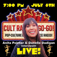 Cult Radio Live Interview