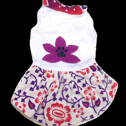 Blossom Tee Dress