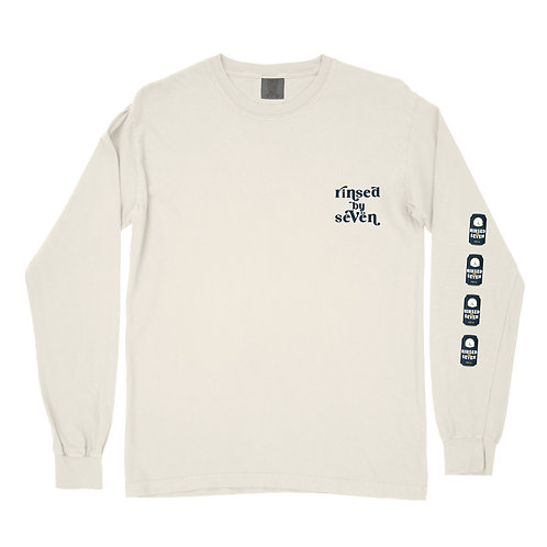 rinsed by seven long sleeve