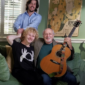 An Interview with Peter Yarrow and Emily Lawrence