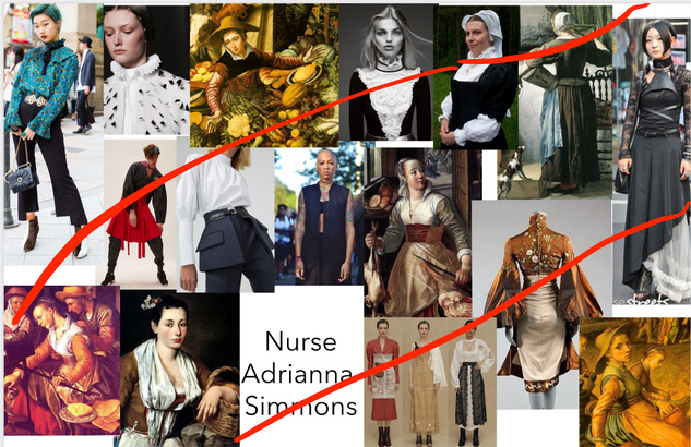 Character Specific Research: Nurse