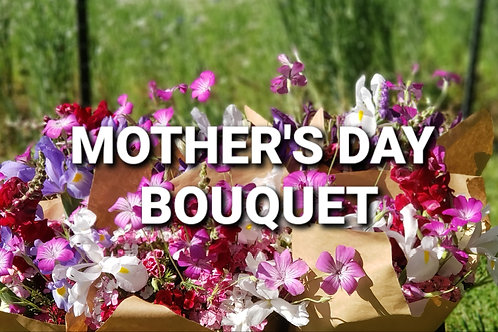 MOTHER'S DAY (WEEK) BOUQUET DELIVERY
