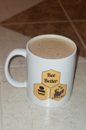 Bee Better Ceramic Mug