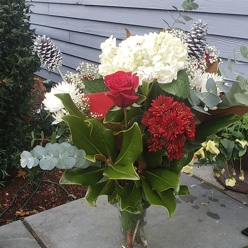 Winter/Holiday bouquets