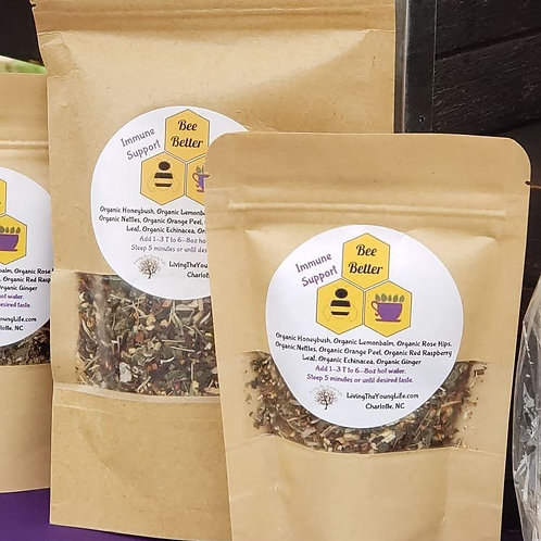 Immune Support loose leaf tea