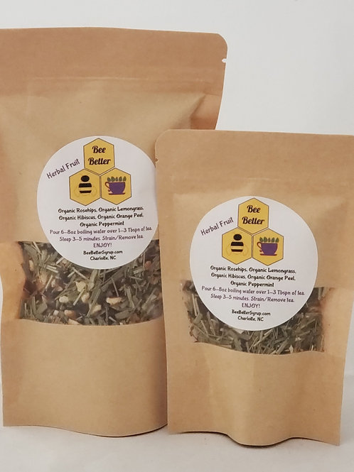 Herbal Fruit Loose Leaf Tea