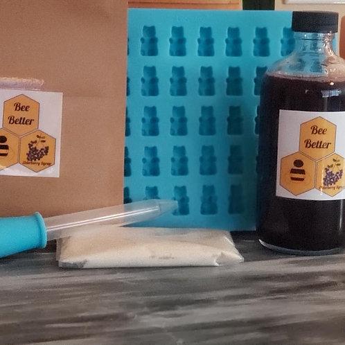 Gummy DIY kit