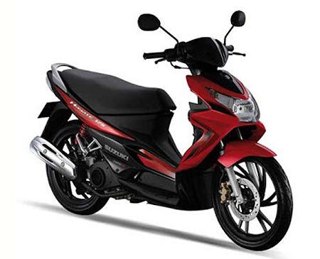 Suzuki hyate 125cc for rent HCMC