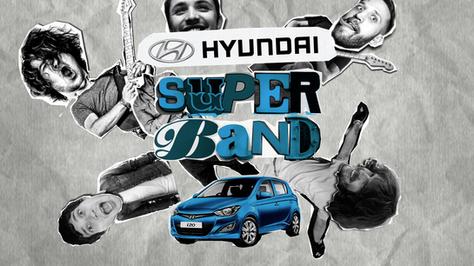 Hyundai Super Band