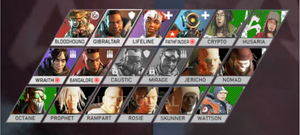 Apex Legends new characters