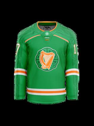 Irish Pride Green