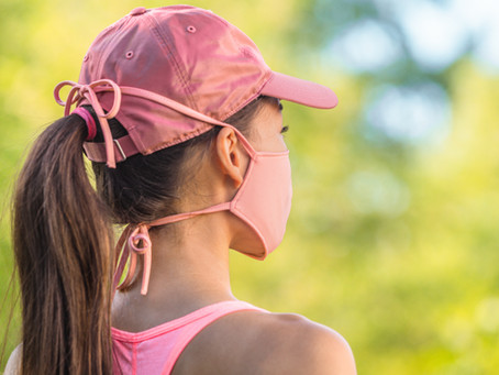 5 Tips For Wearing Masks In Summer